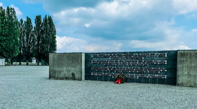 Dachau narrates architecture of RACISM