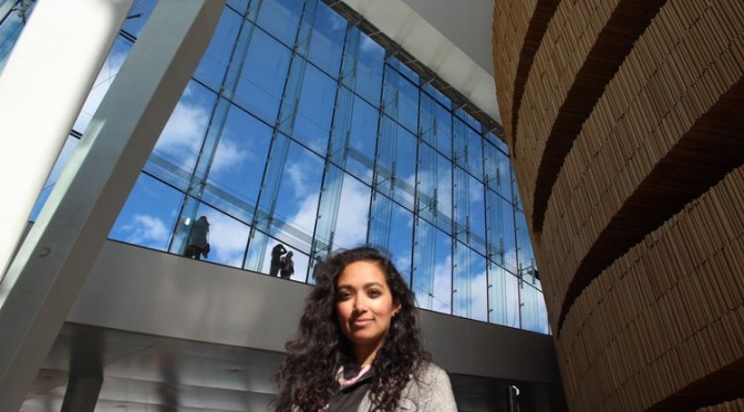 A Talk with Farah Naz Ahmad On U.S. Green Buildings, Education, Government and more | DT Interviews